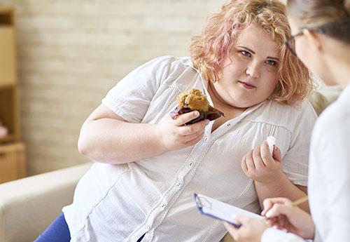 obesidad estado de animo